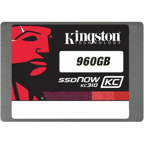 Kingston 960GB SSDNow KC310 Solid State Drive SKC310S37A/960G