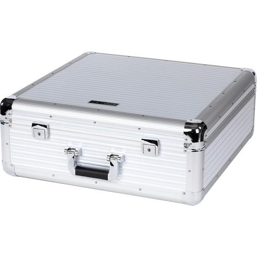 Koozam Aluminum Hard Case for DJI Phantom / Phantom DJIHC-B-SLVR