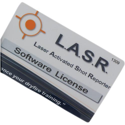 Laser Ammo Professional Software for Laser L.A.S.R. LICENSE