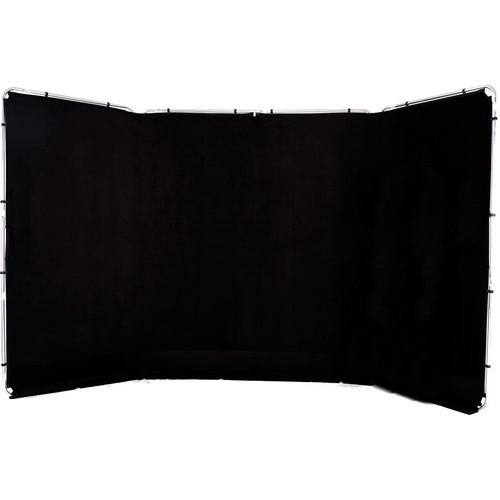 Lastolite Panoramic Background (13', Black) LL LB7621