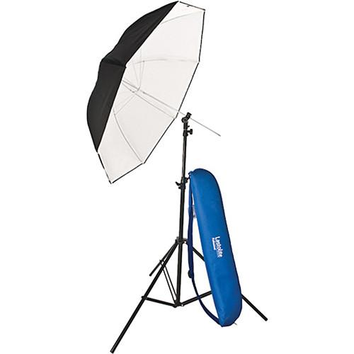 Lastolite Umbrella Kit with Bracket, Stand and Case LL LU2476F