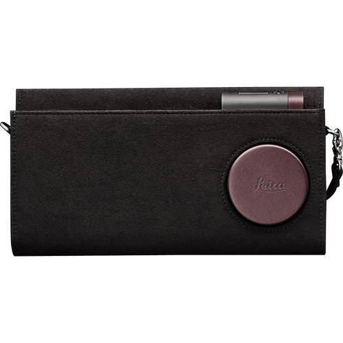 Leica C-Clutch Case for Leica C Digital Camera (Dark Red) 18789