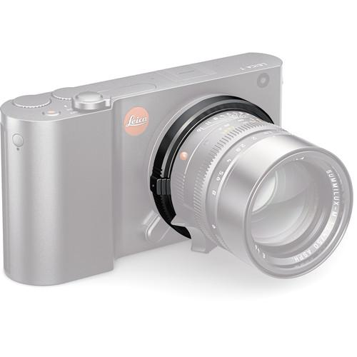 Leica  M-Adapter-T for Leica T Camera 18771