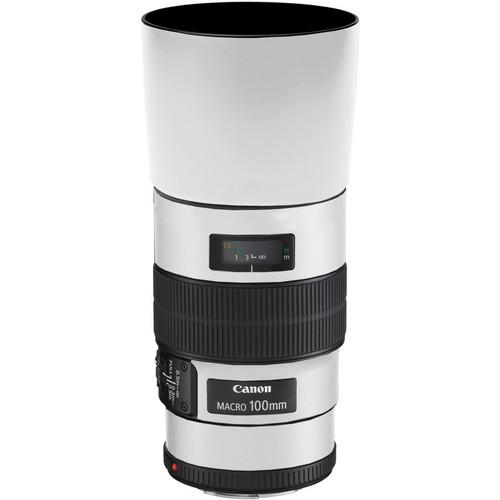 LensSkins Lens Skin for the Canon 100mm f/2.8 LS-C10028MSFW