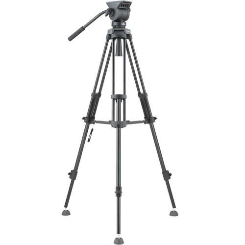 Libec  ALX KIT Tripod and Fluid Head Kit ALX KIT