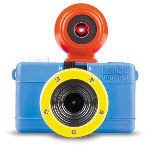 Lomography  Fisheye Baby 110 Film Camera FCP110MC