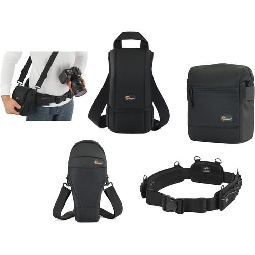 Lowepro Light S&F Wedding Photographer Kit LP36766