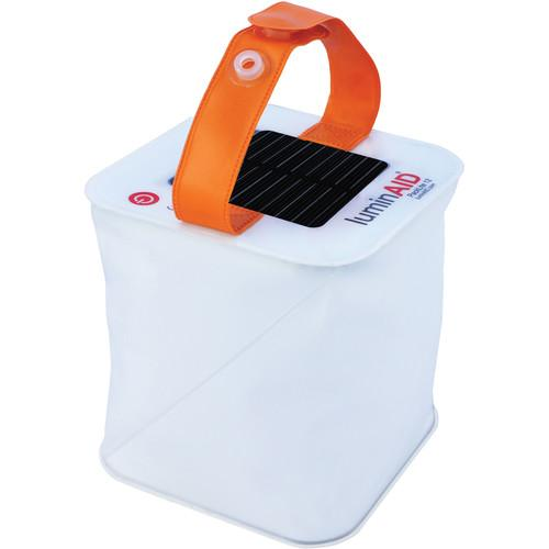 LuminAID PackLite 12 Rechargeable Folding Solar LED LUM-PL12