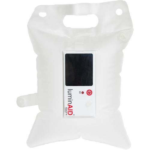 LuminAID PackLite 16 Rechargeable Folding Solar LED LUM-PL16