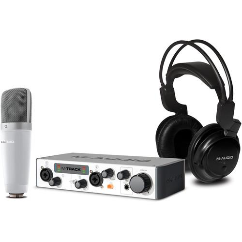 M-Audio Vocal Studio Pro II Bundle with USB VOCALSTUDIOPROII