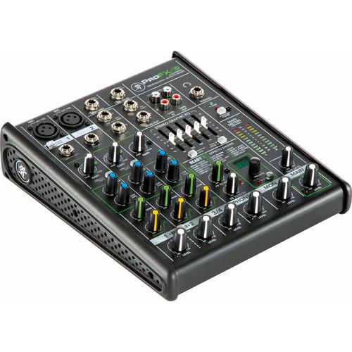 Mackie ProFX4v2 4-Channel Sound Reinforcement Mixer PROFX4V2