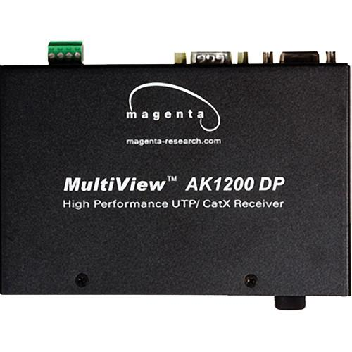 Magenta Research MultiView II AK1200DP-SA Video, 400R3690-03