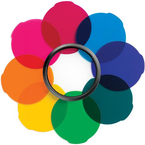 Manfrotto Multicolor Filter Set for Lumie Series LED MLFILTERCOL