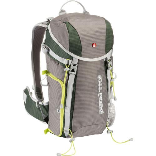 Manfrotto Off road Hiker 20L Backpack (20 L, Gray) MB OR-BP-20GY