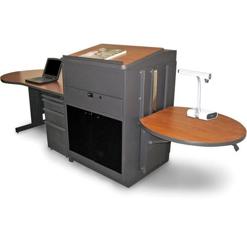 Marvel Vizion Stationary Teacher's Desk MVLDA7230CHDT