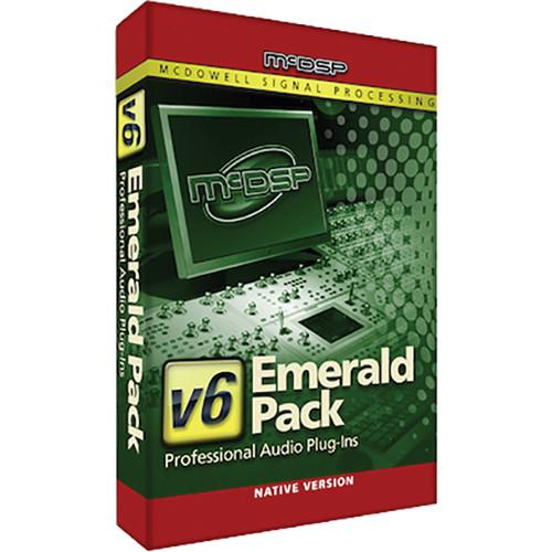 McDSP Emerald Pack Native v3 to v6 Upgrade - M-U-EPN3-EPN5