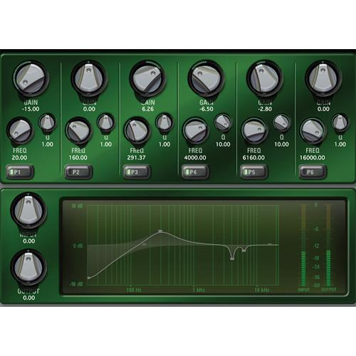 McDSP  FilterBank v6 (Native, Download) M-PI-FBN