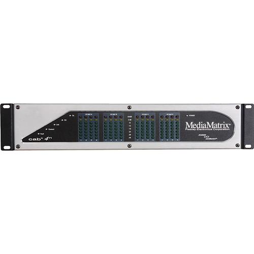 MediaMatrix CAB 4n CM-1 Configurable Audio Bridge CAB 4N-CM1