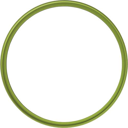 MeFOTO  77mm Lens Karma UV Filter (Green) MUV77G