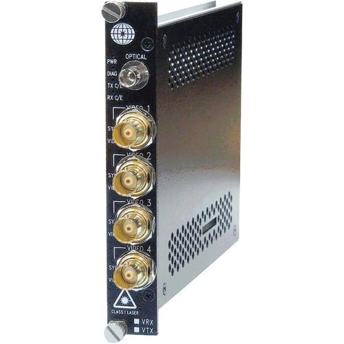 Meridian Technologies ST-4HD-51/57ST 4-Channel ST-4HD-51-57ST