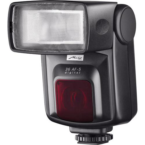 Metz mecablitz 36 AF-5 digital Flash for Sony/Minolta MZ 36356S