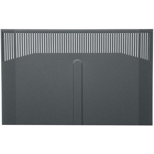 Middle Atlantic BFD-45 Solid Front Door (Black Finish) BFD-45