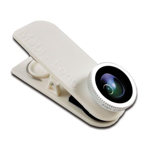Mobi-Lens  Fisheye Lens (White) ML-F-WHT-3