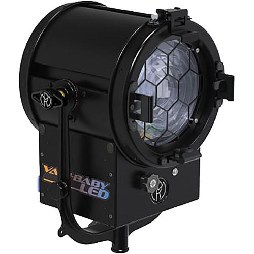 Mole-Richardson 150W Vari-BabyLED Variable Color Fresnel 892131
