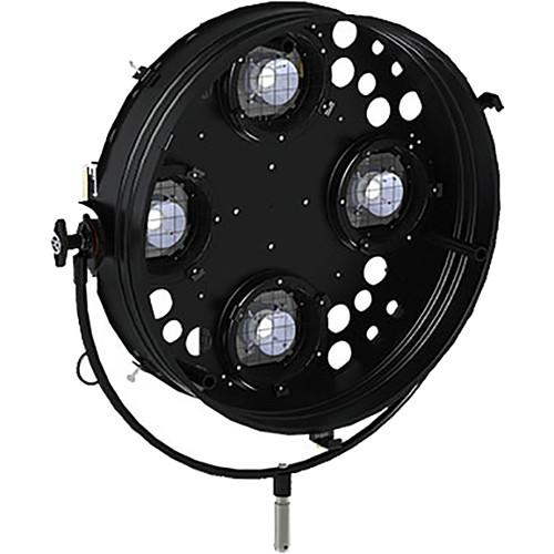 Mole-Richardson 900W LED Spacelite 4 Tungsten with Yoke 9291Y