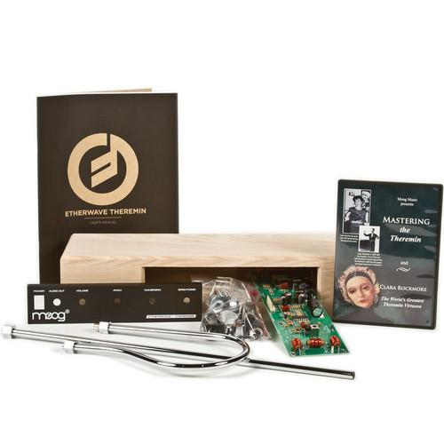 Moog Etherwave Theremin Kit with 110V Power Supply EW-KIT-0011