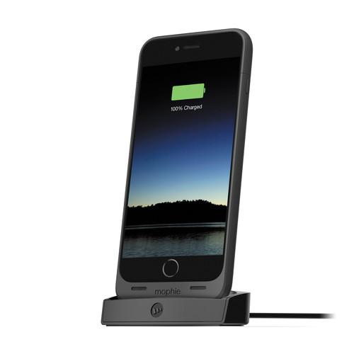 mophie Dock for juice pack for iPhone 6/6s (Black) 3080