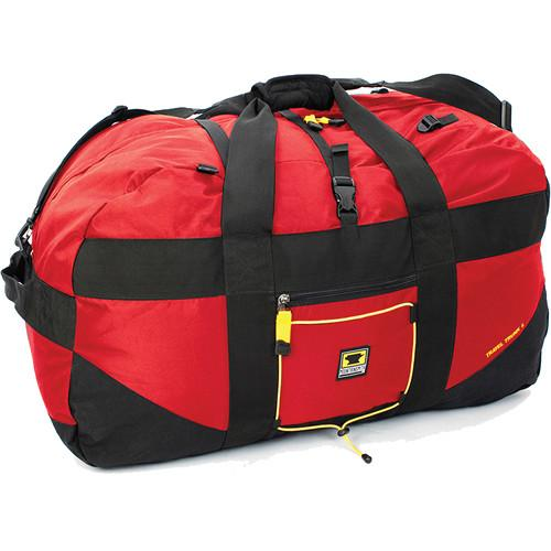 Mountainsmith Travel Trunk Duffel Bag (Large, Red) 10-70001-02