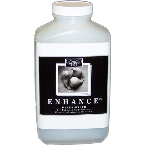 Museo Enhance Clear Coat (Satin, 1 Quart, 6-Pack) 71184