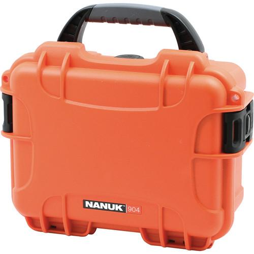 Nanuk  904 Case (Orange) 904-0003
