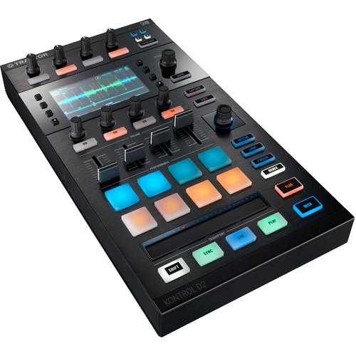 Native Instruments TRAKTOR KONTROL D2 Next-Generation Deck 23516