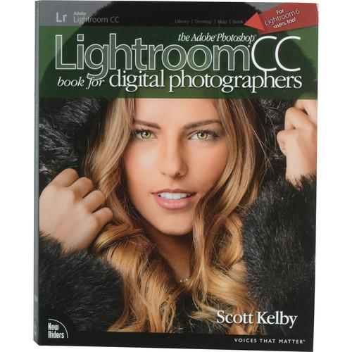 New Riders Book: The Adobe Photoshop Lightroom CC 9780133979792