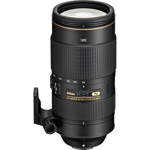 Nikon AF-S NIKKOR 80-400mm f/4.5-5.6G ED VR Lens with Realtree