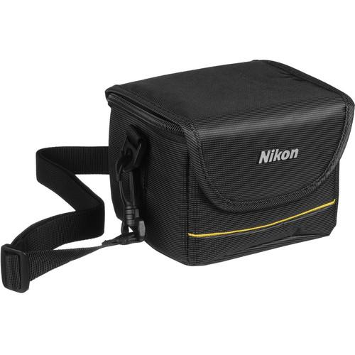 Nikon  Coolpix Gray Fabric Case 11906