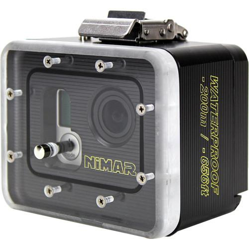 Nimar Underwater Deep Dive Housing for GoPro HERO3/3 /4 NIHERO