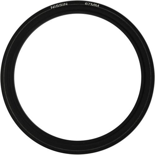 Nissin 67mm Adapter Ring for MF18 Macro Flash NDMF67MM