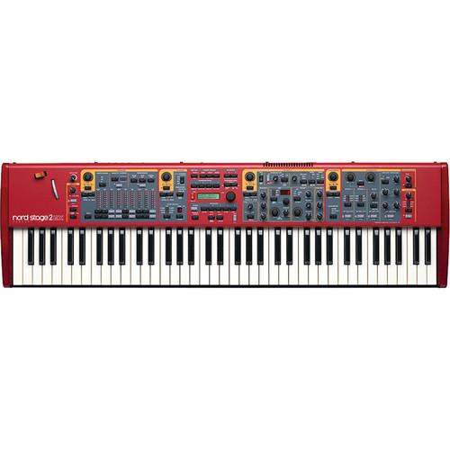 Nord Stage 2 EX Compact Keyboard NSTAGE2-EX-COMPACT