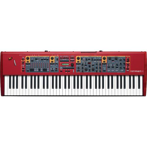 Nord  Stage 2 EX HP76 Keyboard NSTAGE2-EX-HP76