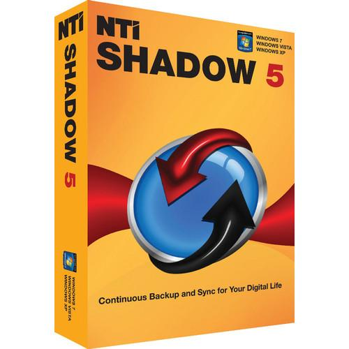NTI  Shadow 5 for Windows 7104-000