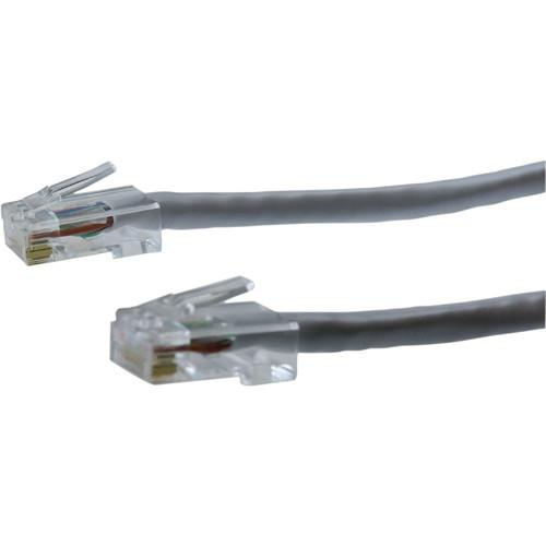 NTW  3' CAT6 Non-Booted Cable Gray CAT6NB3GRAY