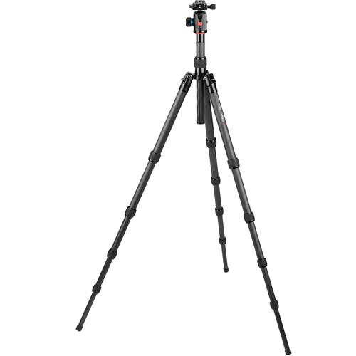 Oben CT-3581 Carbon Fiber Tripod With BE-126T CT-3581/BE-126T