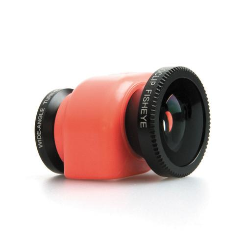 olloclip 3-in-1 Lens System for iPhone 5c OCEU-5C-FWM-BKPK