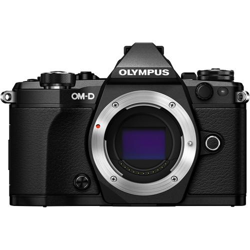 Olympus OM-D E-M5 Mark II Mirrorless Micro Four V207040BU000
