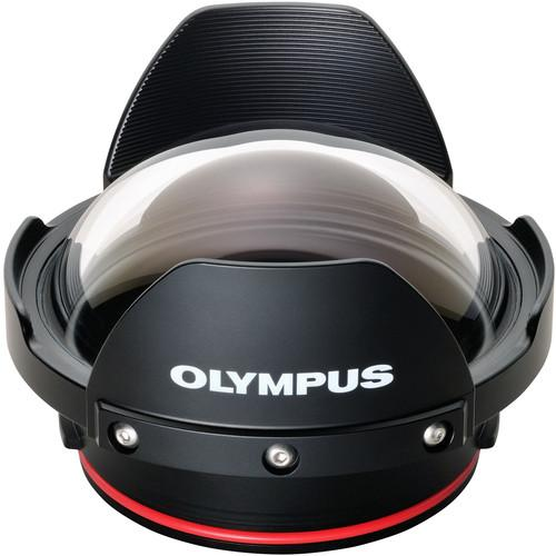 Olympus PPO-EP02 Dome Port for 8mm f/1.8 Fisheye V6310120U000