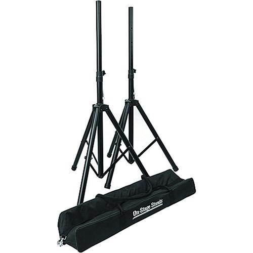 On-Stage  Compact Speaker Stand Pak SSP7750