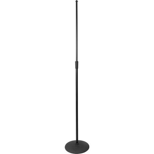 On-Stage MS9210 - Heavy Duty Low Profile Mic Stand MS9210